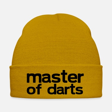 Master master of darts - Winter Hat