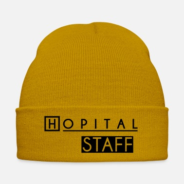 Hospital Hospital STAFF - Winter Hat