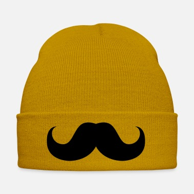 Mustache mustaches mustache beard - Winter Hat