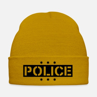 Police police_f1 - Winter Hat