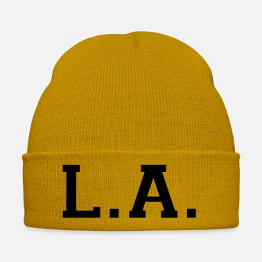College LA - Los Angeles College - Winter Hat