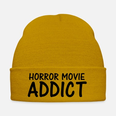 Horror Film horror movie addict - Winter Hat