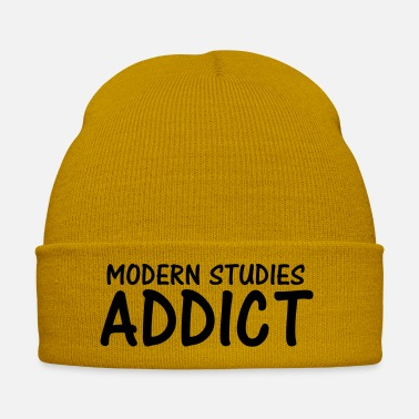 Studies modern studies addict - Winter Hat