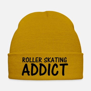 Roller Skates roller skating addict - Winter Hat