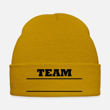 Name team - Winter Hat