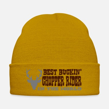 Chopper best buckin chopper rider in the world - Winter Hat