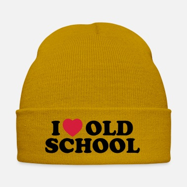 Old School I love old school - Cappello invernale