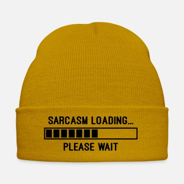 Sarcasm Sarcasm Loading - Winter Hat