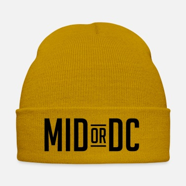 Rpg gamer shirt: mid or dc - Winter Hat