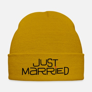 Honeymoon marriage honeymoon love heart wedding - Winter Hat