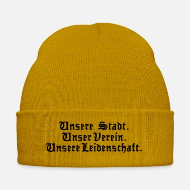 Association USUVUL - 1 color vector - Winter Hat