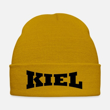 Kiel Kiel lettering - Winter Hat