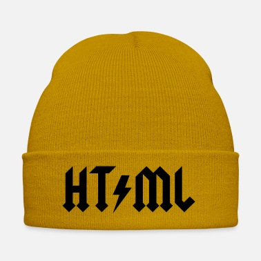 Html HTML Rockstar - Winter Hat