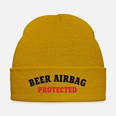 Beer Belly BEER AIRBAG PROTECTED | Belly - Winter Hat