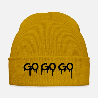 Go Go Go Go Graffiti - Winter Hat