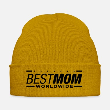 Happy Birthday best_mom_worldwide_ge1 - Winter Hat