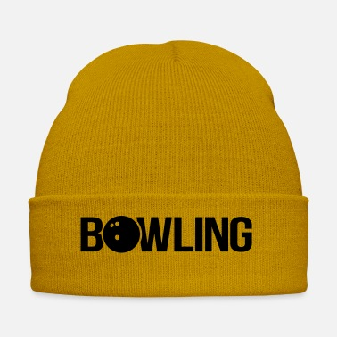 Bowling bowling - Cappello invernale