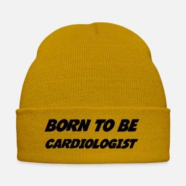 Cardiologist Kardiologe Cardiologue Doctor - Winter Hat