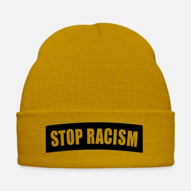 Stand Stop racism - Winter Hat