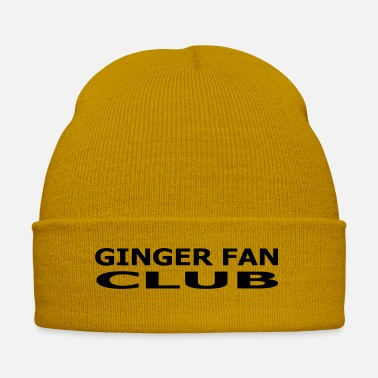 Fan Ginger Fan Club - Cappello invernale
