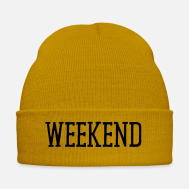 Weekend WEEKEND - Muts
