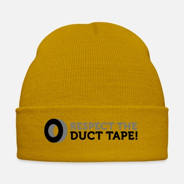 Tape Respect the Duct Tape! - Muts