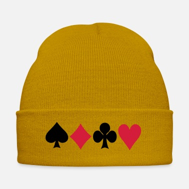 Hold'em Poker - Cards - Bonnet