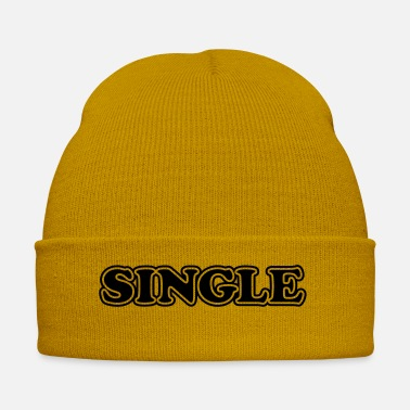 Single single - Winter Hat