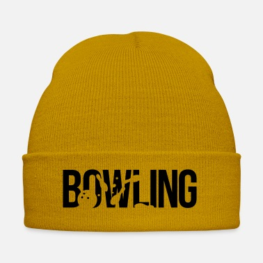 Bowling bowling bowling - Cappello invernale