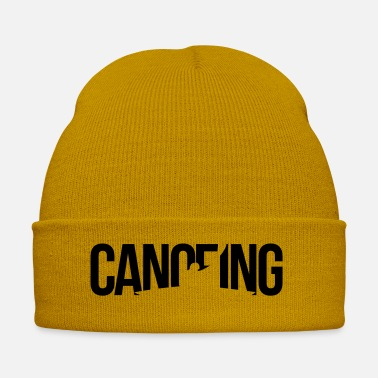 Canoe canoeing - Winter Hat