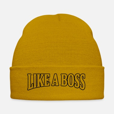 Like A Boss Like A Boss - Bonnet