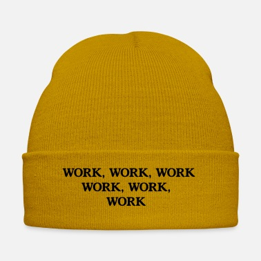 Worker Work Work - Bonnet