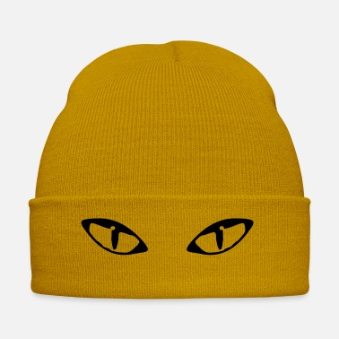 Eye cat eyes - Winter Hat