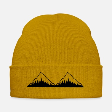 Alps mountains - Winter Hat