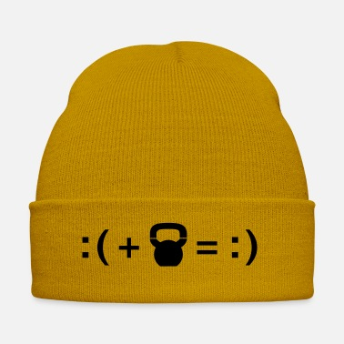 Formula Formula For Happiness (Kettlebell) - Winter Hat