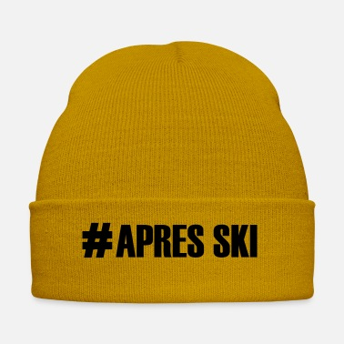 Skies Ski, ski, skiing, après ski, freeski, winter - Winter Hat