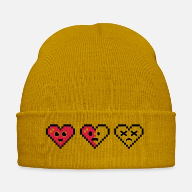 Reaction Heart Emotions - Winter Hat