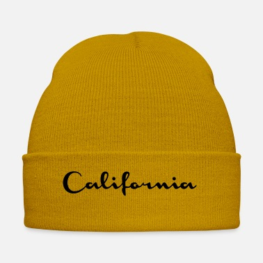 California California - Winter Hat
