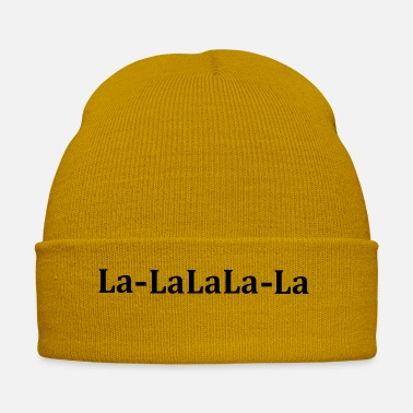 Yourself La LaLaLa La - Winter Hat