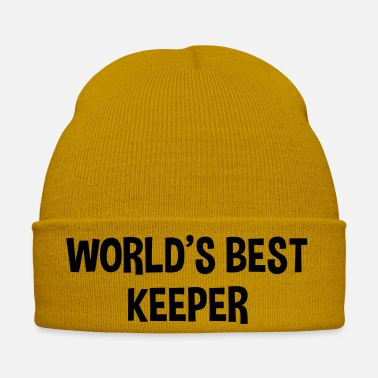 Keeper worlds best keeper - Winter Hat