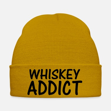 Bourbon whiskey addict - Winter Hat