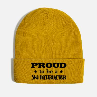 Ski Instructor ski instructor proud to be - Winter Hat