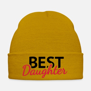 Daughter Best Daughter - Winter Hat