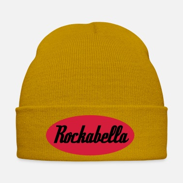 Rockabella Rockabilly Psychobilly Rock and Roll - Cappello invernale