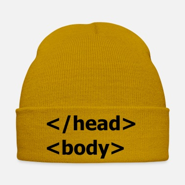 Html HTML Fun - Winter Hat