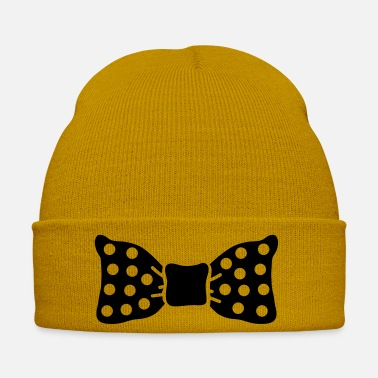 Chic bow_tie_pointed_f1 - Winter Hat