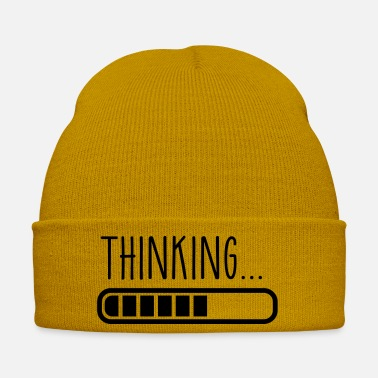 Thinking loading thinking - Bonnet