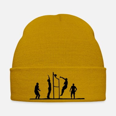 Beach Volleyball Volleyball, Beachvolleyball, Beach Volleyball - Winter Hat