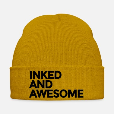 Ink Inked and Awesome - Winter Hat
