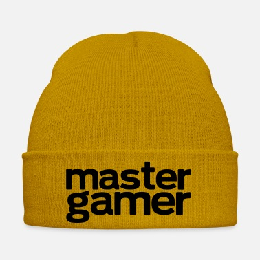 Master master gamer - Winter Hat